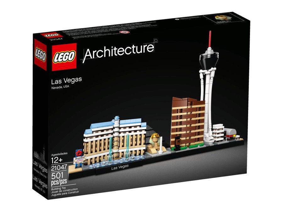ЛЕГО Архитектура - Лас Вегас 21047