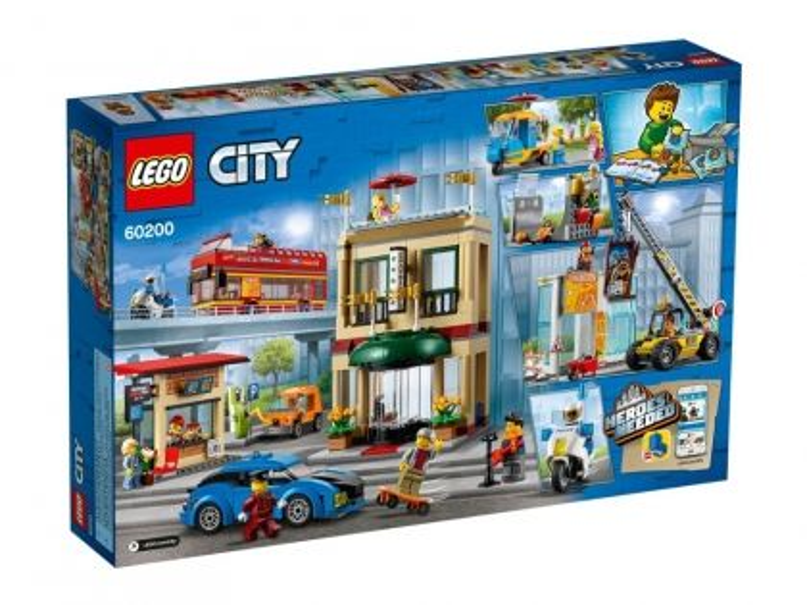ЛЕГО Сити - Столица 60200 с нарушена опаковка