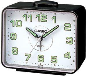 Casio TQ-218-1B Бял.черен,сребърен,син