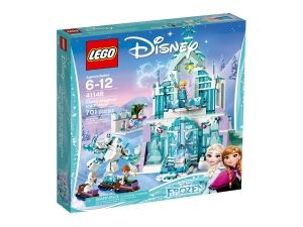 ЛЕГО Принцесите на Дисни -  Магическият леден дворец на Елза 41148