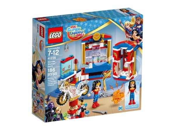 ЛЕГО Супер Герои Момичета -   Общежитието на Жената чудо™ 41235