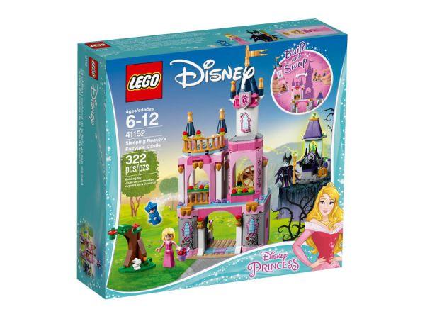 ЛЕГО Принцесите на Дисни -  Приказния замък на спящата красавица 41152
