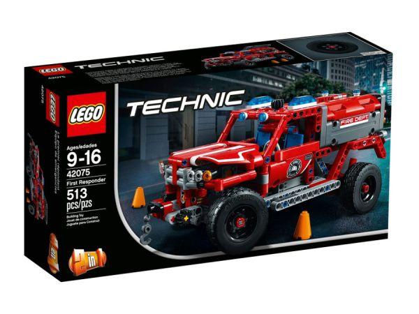 ЛЕГО Техник - Пожарна кола 42075
