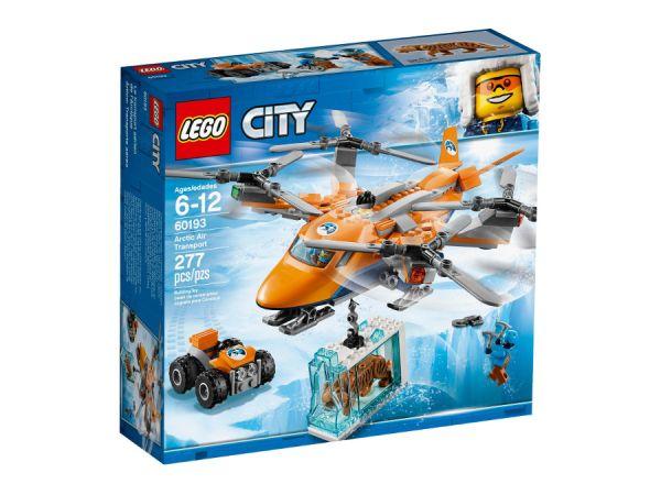 ЛЕГО Сити - Арктически въздушен транспортьор 60193
