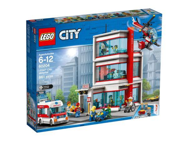 ЛЕГО Сити - Болница в LEGO® City 60204