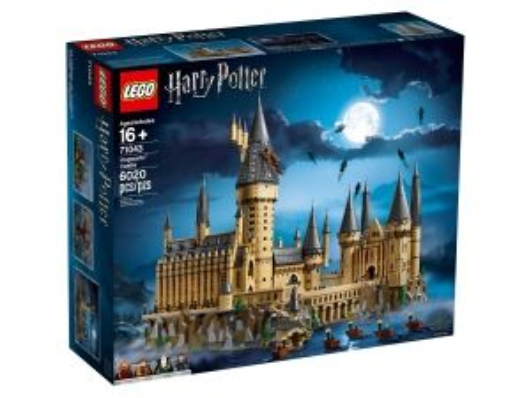ЛЕГО Хари Потър - Замъкът Хогуортс 71043
