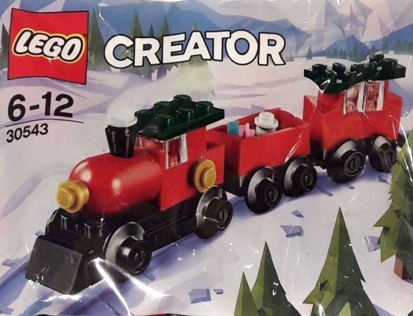ЛЕГО Крейтър   - Коледен влак 30543