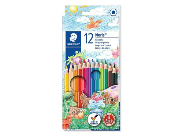 Цветни моливи Staedtler NC 144, 12 цвята