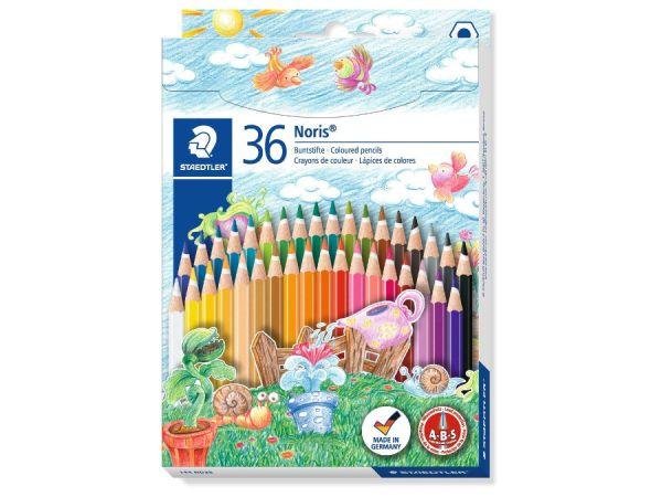 Цветни моливи Staedtler NC 144, 36 цвята
