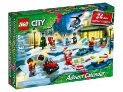 LEGO City Advent Calendar 60268