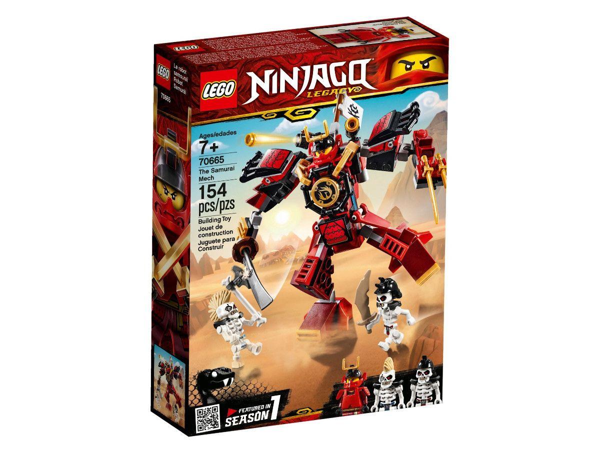 d92e2f909b2 LEGO ЛЕГО 70665 цена Нинджаго Самурай робот