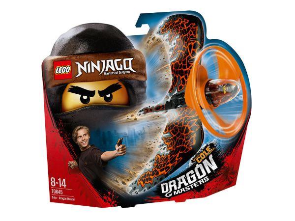 ЛЕГО Нинджаго  Коул - Господар на драконите 70645