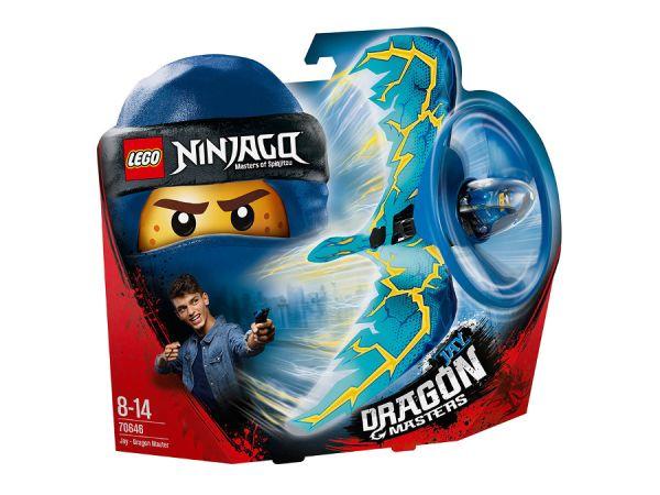 ЛЕГО Нинджаго  Джей - Господар на драконите 70646