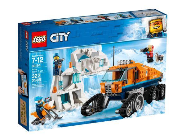ЛЕГО Сити - Арктическа шейна 60194