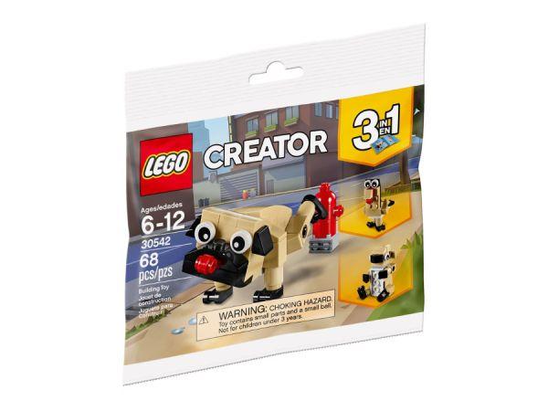 ЛЕГО Крейтър   - Сладки животни 30542