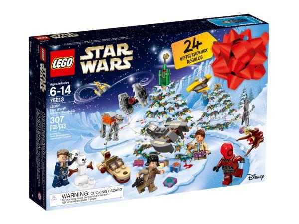 ЛЕГО Стар Уорс - Коледен календар 75213