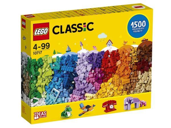 ЛЕГО Класик -  Изключително голяма  Кутия с Елементи 10717