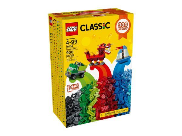 ЛЕГО Класик - Креактивна кутия с Елементи 10704