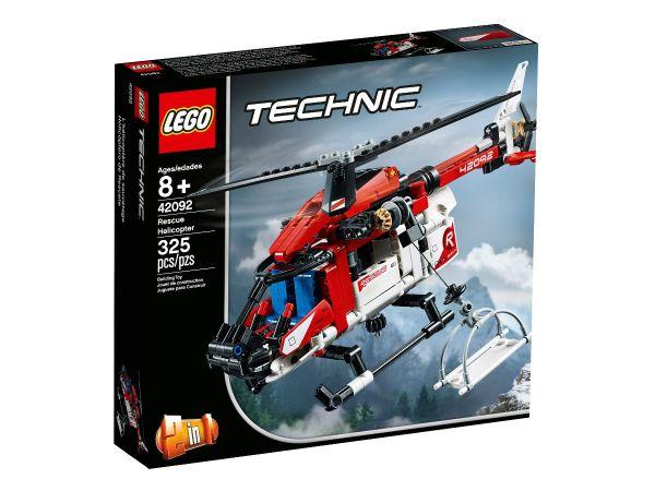 ЛЕГО Техник - Спасителен хеликоптер 42092