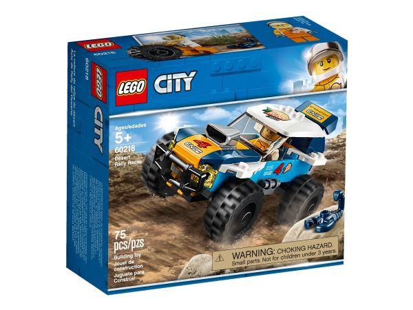 ЛЕГО Сити - Кола за пустинно рали 60218