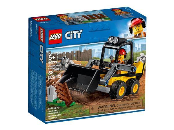 ЛЕГО Сити - Строителен товарач 60219