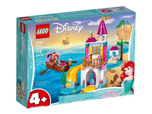 ЛЕГО Принцесите на Дисни - Замъкът на Ариел 41160
