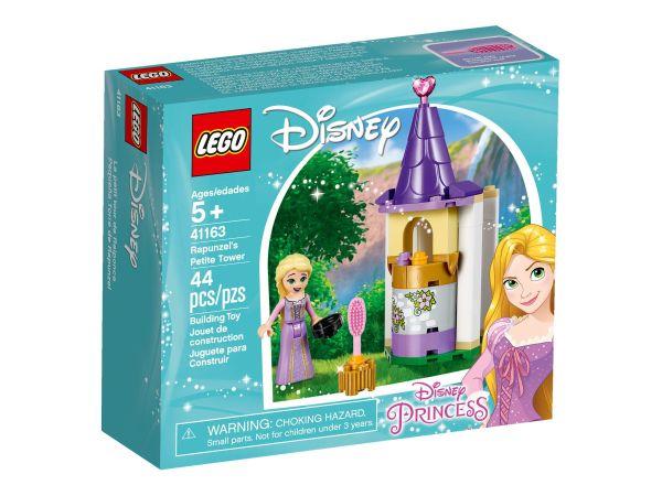 ЛЕГО Лего Принцесите на Дисни - Малката кула на Рапунцел 41163