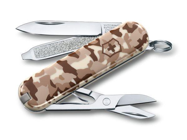 Викторинокс Victorinox Classic Desert Camouflage 0.6223.941